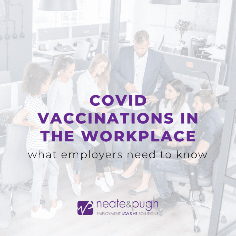 covid vaccinations in the workplace blog